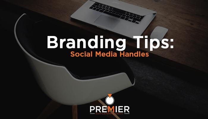 Social Media Handles - Premier Branding & Marketing Solutions