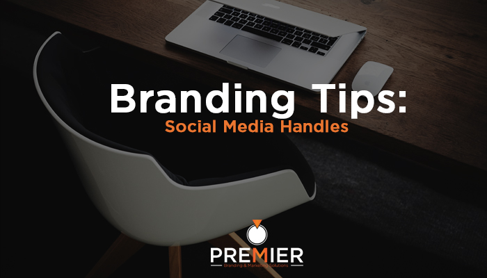 Social Media Handles - Premier Branding & Marketing Solutions