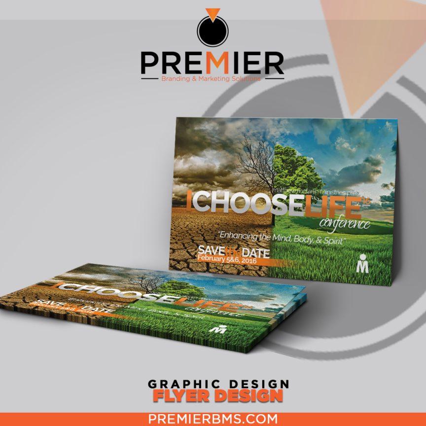 Flyer - Premier Branding & Marketing Solutions
